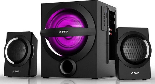 F&D A140X 2.1 Speakers