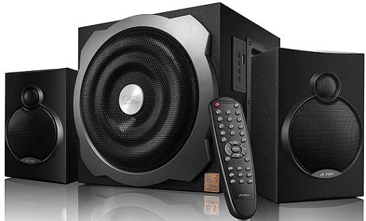 best 2.1 speakers India below 5000