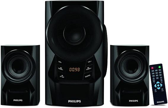 2.1 speakers below 5000